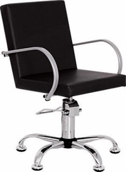 Кресло парикмахерское Pik (черное) Ayala | Venko