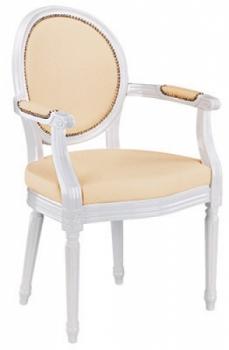 Кресло парикмахерское для ожидания Royal Lux  Ayala