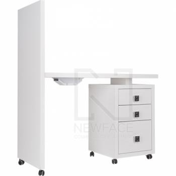 Маникюрный стол Merida (глянец) Ayala | Venko