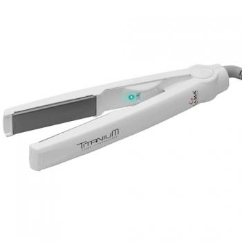 Утюжок для волос GA.MA с титановым покрытием + лазер CP1LTI | Venko