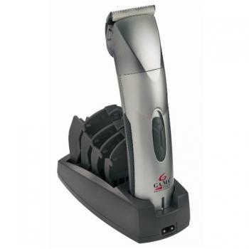 Машинка для стрижки GA.MA аккумуляторная Ceramic со съемным ножом и 4-мя насадками GC900 C | Venko