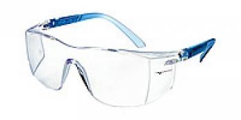 Очки защитные Univet 503 blue c покрытием от запотевания, регулировка дужек | Venko