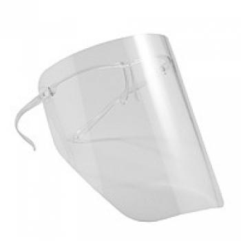 Щиток (10 шт.) без запотевания с пластиковой прозрачной рамкой