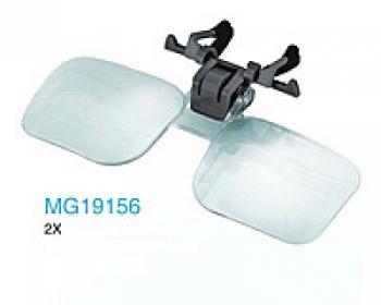 Линзы-очки увеличительные 2Х кратные на прищепке | Venko