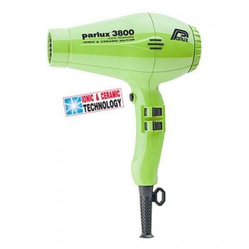 Профессиональный фен PARLUX IONIC & CERAMIC EDITION 3800 2100W зелений | Venko
