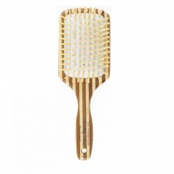 Массажка Olivia Garden  Healthy Hair Large Paddle HH4 бамбуковая | Venko