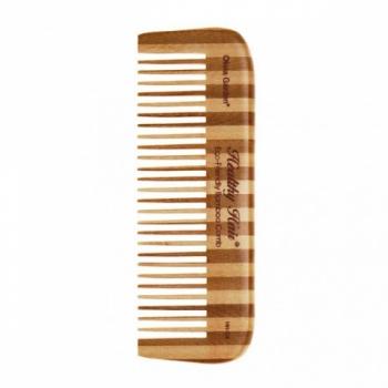 Гребень Olivia Garden Healthy Hair comb 4  бамбуковий | Venko