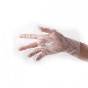 Перчатки полиэтиленовые, 100 шт.