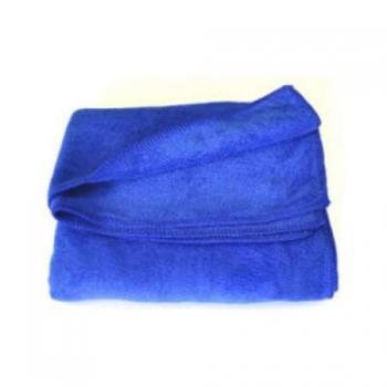 Полотенце из микрофибры синее 300мг 45*95cm