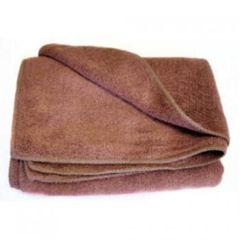 Полотенце из микрофибры коричневое 300мг 35*75cm | Venko