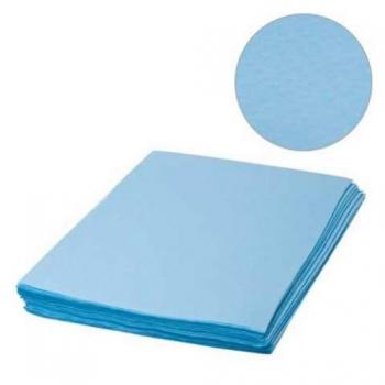 Пеленка одноразовая спанбонд  (размеры под заказ)размер 40х60 см  упаковка 50 шт