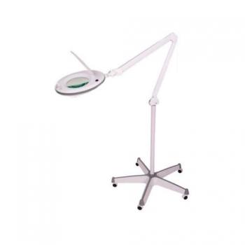 Лампа лупа 6027 LED 5 диоптрии со штативом 5В | Venko