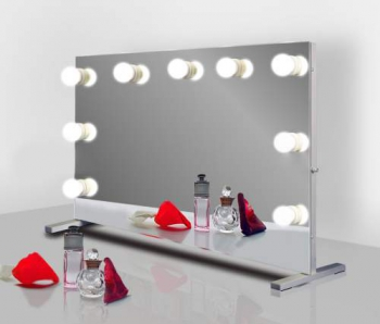 Визажное зеркало J-Mirror Hollywood T с LED лампами , 800 х 600 мм | Venko