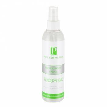 Ультра увлажняющий спрей для тела c эфирным маслом иланг-иланга Piel Cosmetics Silver Body Spray, 250 мл | Venko