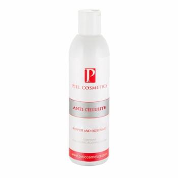 Средство для тела антицеллюлитное с эффектом сауны с эфирным маслом розмарина и экстрактом перца Piel Cosmetics Silver Body Care, 250 мл | Venko