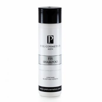 Мужской шампунь с фиксирующим эффектом  Piel Cosmetics MEN FIX SHAMPOO , 250 мл