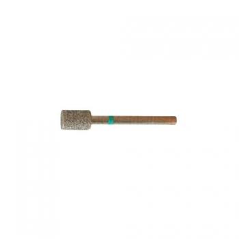 Насадка алмазная Цилиндр короткий, 5,0 мм грубая насечка | Venko