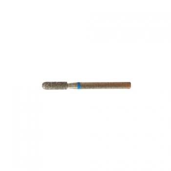 Насадка алмазная Скругленный цилиндр, 2,5 мм средняя насечка | Venko