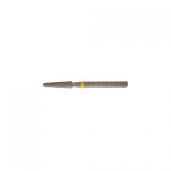Насадка алмазная Скругленный конус, 2,5 мм сверхмелкая насечка | Venko