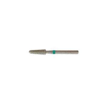 Насадка алмазная Скругленный конус, 3,3 мм грубая насечка | Venko