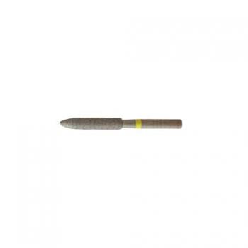 Насадка алмазная для педикюра  Скругленный цилиндр 3,1  мм сверхмелкая насечка | Venko