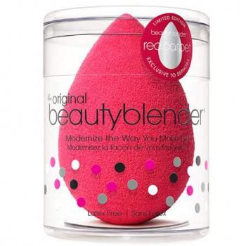 Beauty Blender  Red Carpet, красно-караловый