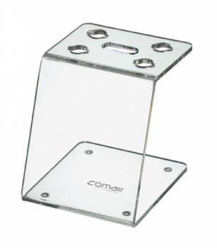 Подставка для ножниц из прозрачного пластика Comair | Venko