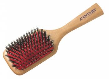Пневматическая деревянная щетка Comair 9-рядная