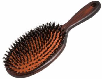 Щётка Comair для длинных волос овальная 11 рядная 23см.   Venko