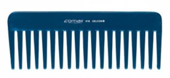 Расческа для распрямления волос синяя Comair | Venko
