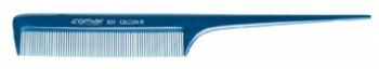 Расческа с ручкой Comair, мелкие зубья, синяя | Venko