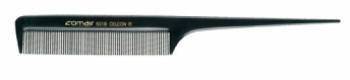 Расчёска с ручкой, с частыми зубьями