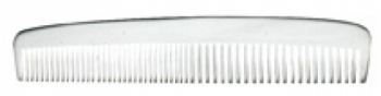 Расчёска карманная металлическая Comair, 125 мм | Venko