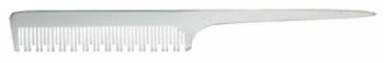 Расчёска металлическая для тупирования с ручкой Comair 200 мм | Venko