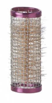 Бигуди проволочные Comair, коричневые, d 24 мм,