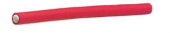 Бигуди Comair Flex красные , длина 170 мм, d 12 мм, 6 шт | Venko