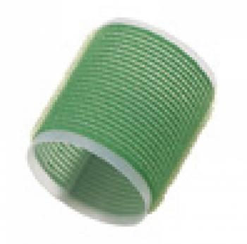 Бигуди-липучки Comair Jumbo ( уп/ 6 шт), d 61 mm, зеленые | Venko