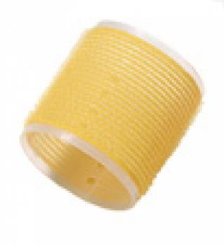 Бигуди-липучки Comair Jumbo ( уп/ 6 шт), d 66 mm, желтые | Venko