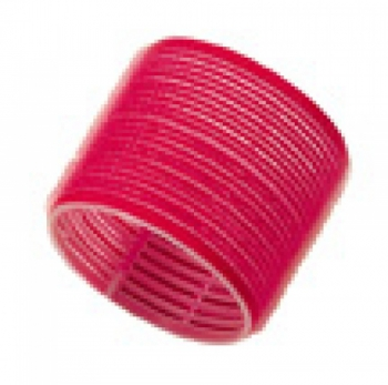 Бигуди-липучки Comair Jumbo ( уп/ 6 шт), d 70 mm, красные | Venko