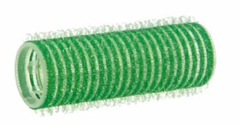 Бигуди-липучки Comair Jumbo (уп/ 12 шт), d 20 mm, зеленые