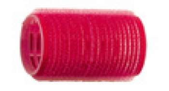 Бигуди-липучки Comair Jumbo (уп/ 12 шт), d 36 mm, красные
