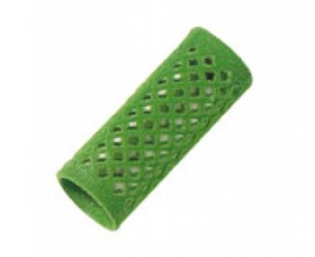 Бигуди металлические длинные Comair, зеленые, d 24 mm, (уп/ 12 шт) | Venko