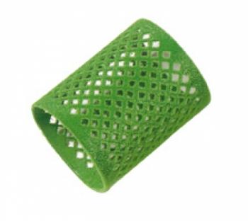 Бигуди металлические длинные Comair, зеленые, d 50 mm, (уп/ 12 шт)   Venko