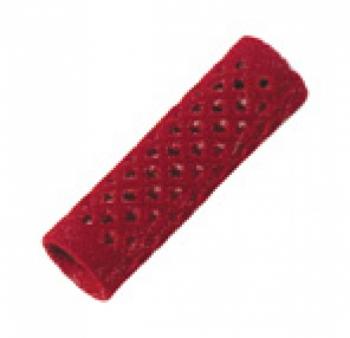 Бигуди металлические длинные Comair, красные, d 18 mm, (уп/ 12 шт) | Venko