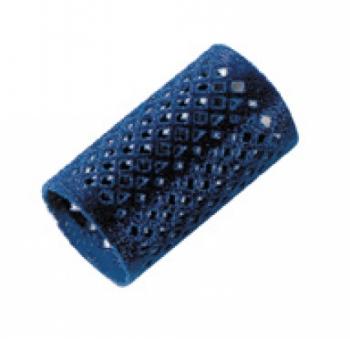 Бигуди металлические длинные Comair, синие, d 36 mm, (уп/ 12 шт) | Venko
