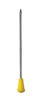 Шпильки Comair металлические, желтые, (уп/50 шт), d 65 мм | Venko