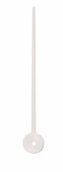 Шпильки Comair пластиковые, белые, (уп/ 100 шт) | Venko