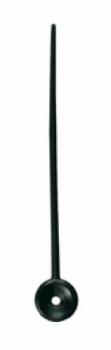 Шпильки Comair пластиковые, черные, (уп/ 100 шт) | Venko