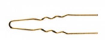 Шпильки Comair толстые, золотистые, d 45 mm, (уп/ 50 шт)