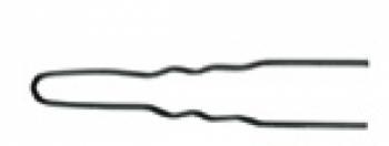 Шпильки Comair толстые, черные, d 45 mm, (уп/ 50 шт) | Venko